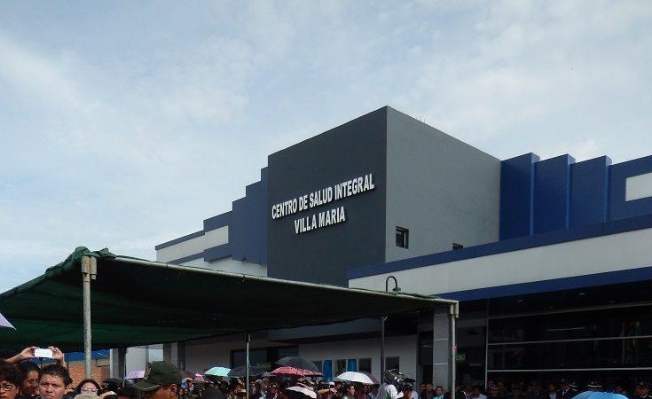 Presidente Transitoria Anez Inaugura Establecimientos De Salud Municipales En Quillacollo Notisalud Bolivia
